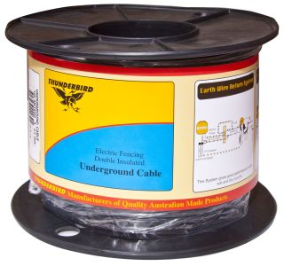 under ground cable