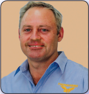 Wayde Richardson Territory Manager Southern & Central Queensland